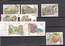 Vaticano - 1987 - I Viaggi Del Papa Nel 1985/86 - Vatican