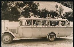 FOTOKAART  BUS LOURDES - Buses & Coaches