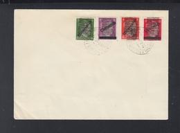 Österreich Blanko-Umschlag Hohlenstein 1945 - 1945-60 Storia Postale