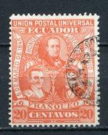 Ecuador Nr.76          O  Used       (300) - Ecuador