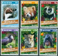 MAN - 2015 - Parc D'animaux Sauvages The Curraghs- 6 V. - Man (Ile De)