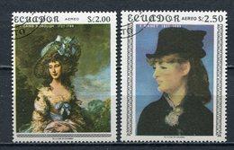 Ecuador Nr.1365/6          O  Used       (301) - Ecuador