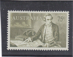 M13 - AUSTRALIE - PO 337 ** MNH De 1966/70 - Portrait De JAMES COOK (by Dance) - 1966-79 Elizabeth II
