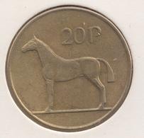 @Y@    Ierland  20 Penny  1992    (4694) - Irlande