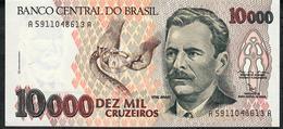 BRAZIL P233b 1000 Or 10.000 CRUZEIROS 1992  #A5911 UNC. - Brésil