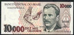BRAZIL P233b 1000 Or 10.000 CRUZEIROS 1992  #A6625 UNC. - Brésil