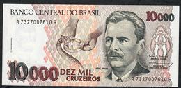 BRAZIL P233c 1000 Or 10.000 CRUZEIROS 1993  #A7327 UNC. - Brésil