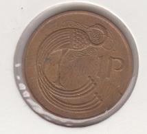 @Y@    Ierland  1 Penny  2000    (4689) - Irlande
