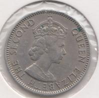 @Y@     Cyprus  50 Mils  1955      (3866) - Chypre