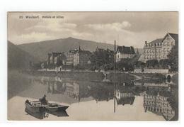 20  Waulsort  Hôtels Et Villas  SBP  1911 - Hastière