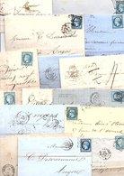 FRANCE MARCOPHILIE LOT DE LETTRES CLASSIQUES 60 GRAMMES - Lots & Kiloware (mixtures) - Min. 1000 Stamps