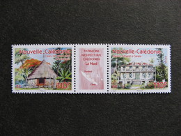 Nouvelle-Calédonie: TB Bande N°1333/1334, Neuve XX . - Neufs