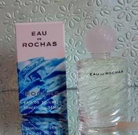 """Miniature De Parfum """"EAU De ROCHAS""""  De ROCHAS   Eau De Toilette 10 Ml Avec Sa Boîte - Miniatures Modernes (à Partir De 1961)"""