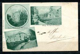 CARTOLINA CV2353 BELGIO BELGIQUE Namur (Onoz, Mazy, Grand Manil), 1901, Viaggiata Per L'Italia, Formato Piccolo, Francob - Namur