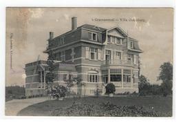 's Gravenwezel  - Villa Oldenburg 1912  Uitg.Daems,'s Gravenwezel (kaart Vertoont Slijtage Zie Scan) - Schilde