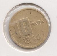 @Y@     Turkije  10 Para  1940    (TU 127) - Türkei