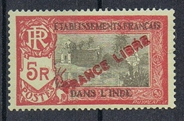 INDE N°150 N*  FRANCE LIBRE - Unused Stamps