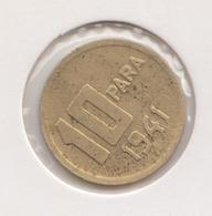 @Y@     Turkije  10 Para  1941    (TU 128) - Turquie