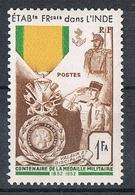 INDE N°258 N*  Médaille - India (1892-1954)