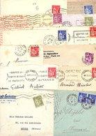 FRANCE MARCOPHILIE TYPE PAIX LOT DE LETTRES 970 GRAMMES - Lots & Kiloware (mixtures) - Min. 1000 Stamps