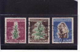 1950 - TABACCO SERIE USATA VEDI++++ - 1946-.. République