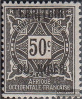French-Niger P6 With Hinge 1921 Postage Stamps - Niger (1921-1944)