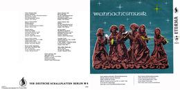 Superlimited Edition CD WEIHNACHTSMUSIK. - Christmas Carols