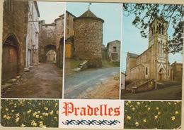 43 Pradelles - Cpm / Vues. - Andere Gemeenten