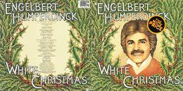 Superlimited Edition CD Engelbert Humperdinck. WHITE CHRISTMAS. - Christmas Carols