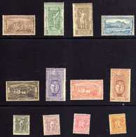 GREECE 1896 OLYMPIC GAMES Full Set MNH - Summer 1896: Athens