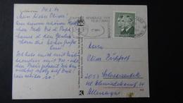 France - 1982 - Mi:MC 1543, Sn:MC 1289, Yt:MC 1335 On Postcard O - Look Scans - Monaco