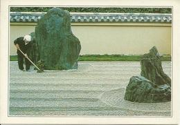 Kyoto (Japan, Giappone) Le Jardin Du Temple Daitokuji, Garden, Giardino - Kyoto