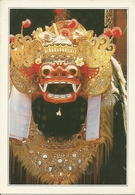 Batabulan (Indonesia) Mask Of The Barong, Danza Sacra Dell'Isola Di Bali - Indonesia