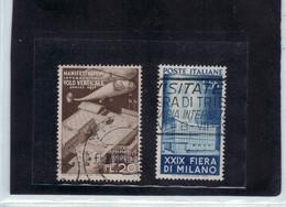 1951 - XXIX FIERA DI MILANO SERIE USATA VEDI++++ - 1946-.. République