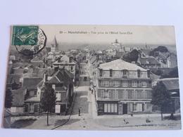 Montdidier - Vue Prise De L'hotel Saint Eloi - Montdidier