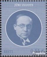 Estonie 814 (complète.Edition.) Neuf Avec Gomme Originale 2015 Ulouts - Estonia