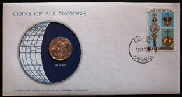 Bahamas         Numisletter Coin 25 Cent 1979  Stamp Mi Nr 432 1978 - Bahamas