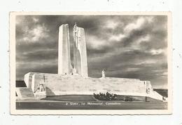 Cp , Militaria , Le MEMORIAL CANADIEN , VIMY , Vierge , Ed. Fauchois , Vimy-Ridge ,memorial Canadien - Monuments Aux Morts