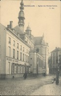 Bruxelles :  Eglise Des Riches Claires - Monuments, édifices