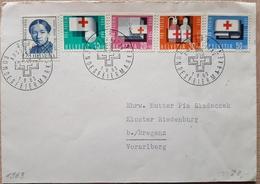 Helvetia 1963 - Switzerland
