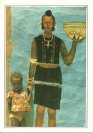 Zinder (Damagaram) (Niger) Vieux Quartier Du Birni, Peinture Mural, Trompe--l'Oeil - Niger