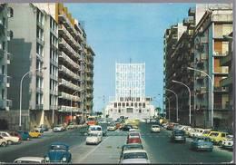 Taranto - La Concattedrale Vista Da Via Dante - Auto D'epoca - H5087 - Taranto