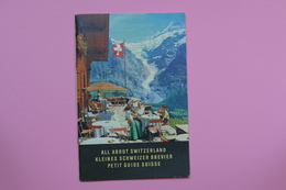SUISSE - PETIT GUIDE - Tourisme