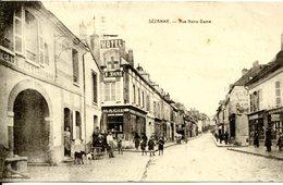SEZANNE  (51) Rue Notre Dame - Sezanne