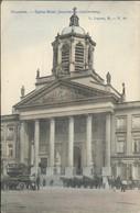 Bruxelles :  Eglise Str Jacques-sur-Coudenberg - Monuments, édifices