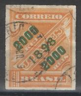 Brésil - YT 99 Oblitéré - 1898 - Brasil