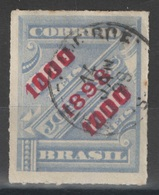Brésil - YT 98 Oblitéré - 1898 - Brasil