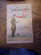 """Illustrateur Fantaisie Nu Scatologie """" De Ta Mauvaise Langue On Se Torche Le C... """" - Humour"""