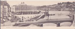 Bayonne- Le Pont Mayou, Le Théâtre Et Le Port - Bayonne