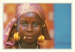 Bo (Sierra Leone) A Woman From Dialloubé Tribe - Sierra Leone